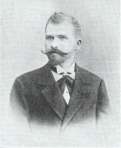 Wilhelm von Pittler *21.6.1854 †22.9.19190