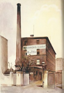 Maschinenfabrik Invention
