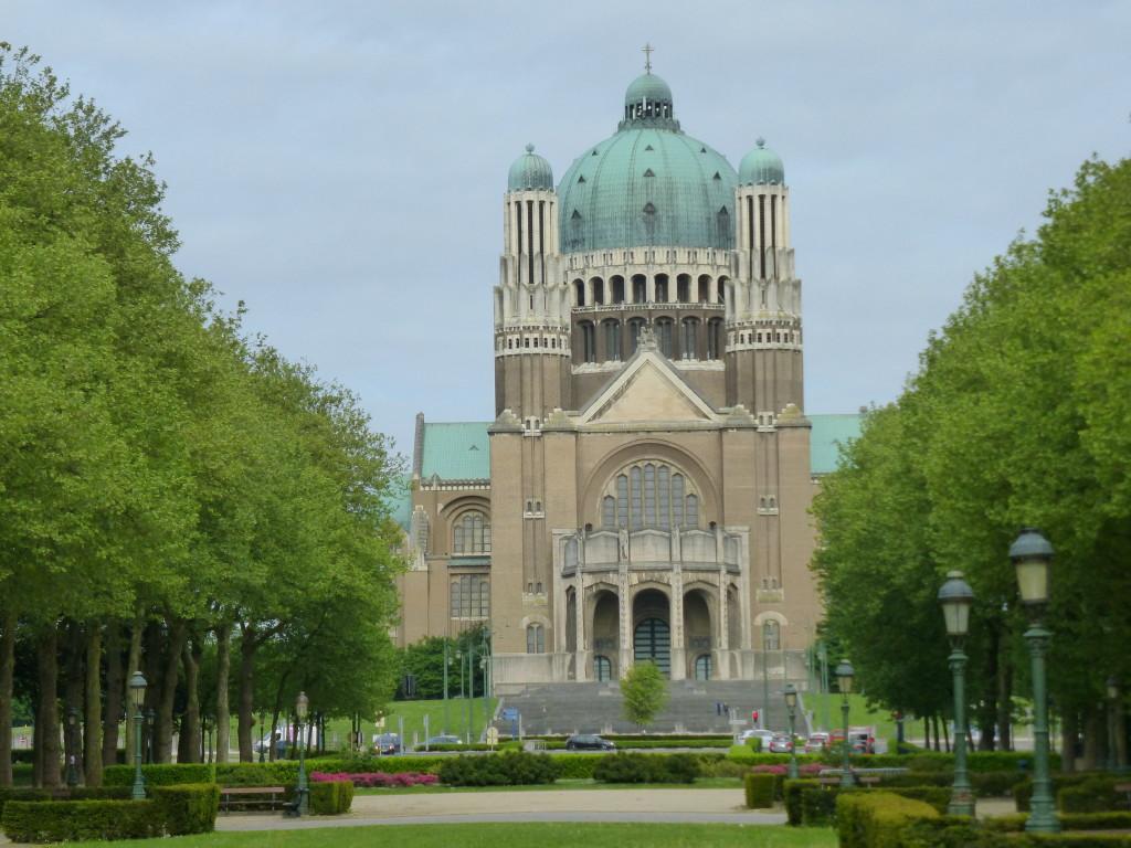 Die Basilique Nationale du Sacré-Coeur