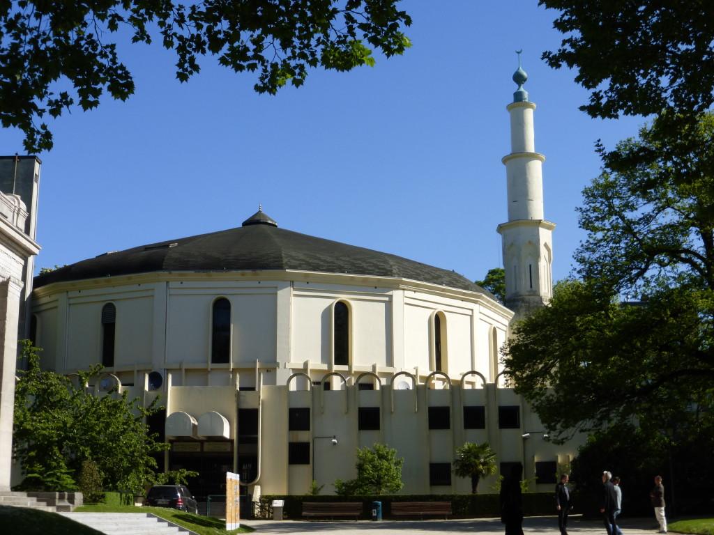 Moschee im Jubelpark