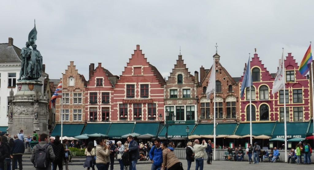 Giebelhäuser am Markt
