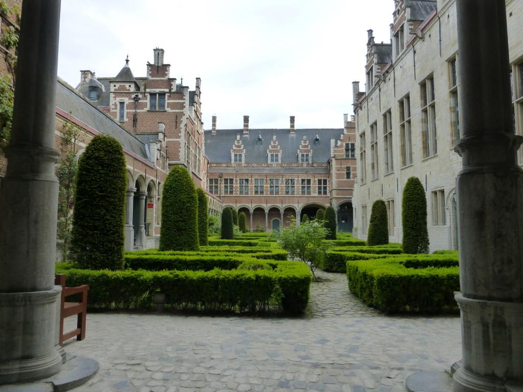 Palais der Margarete von Üsterreich