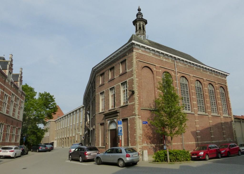 Das Kloster der Schwarzen Schwestern