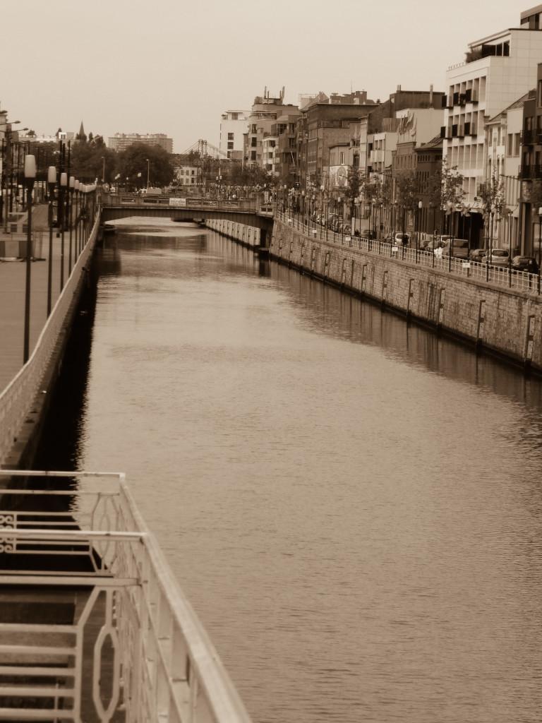 Kanal Charleroi