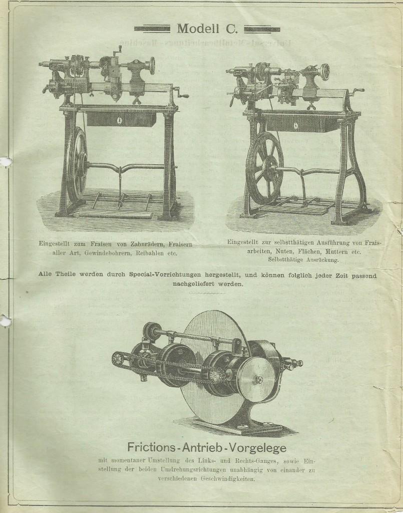 Maschinenfabrik Invention 0005