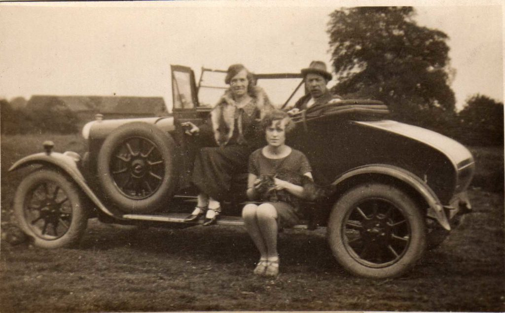 S Booth John, Alice, Lottie 1926