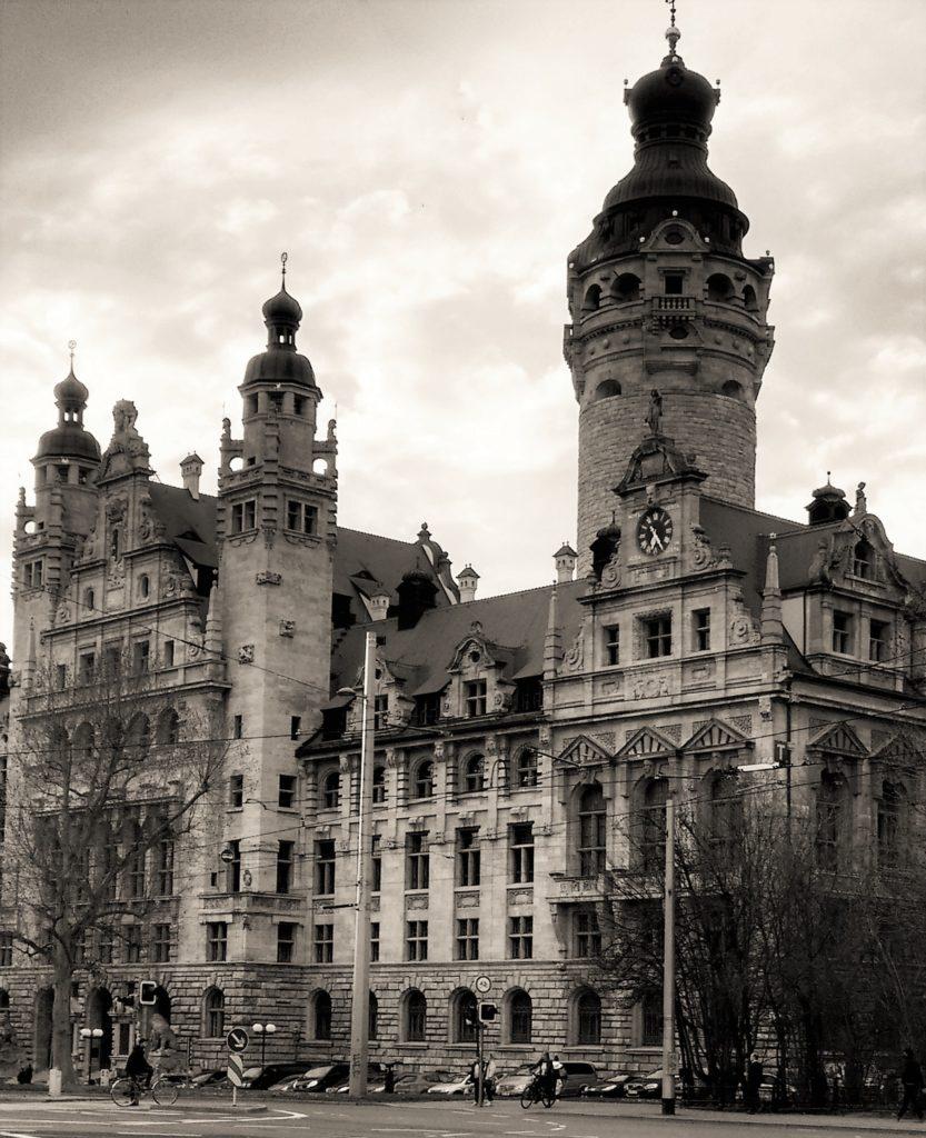 Leipziger Neues Rathaus